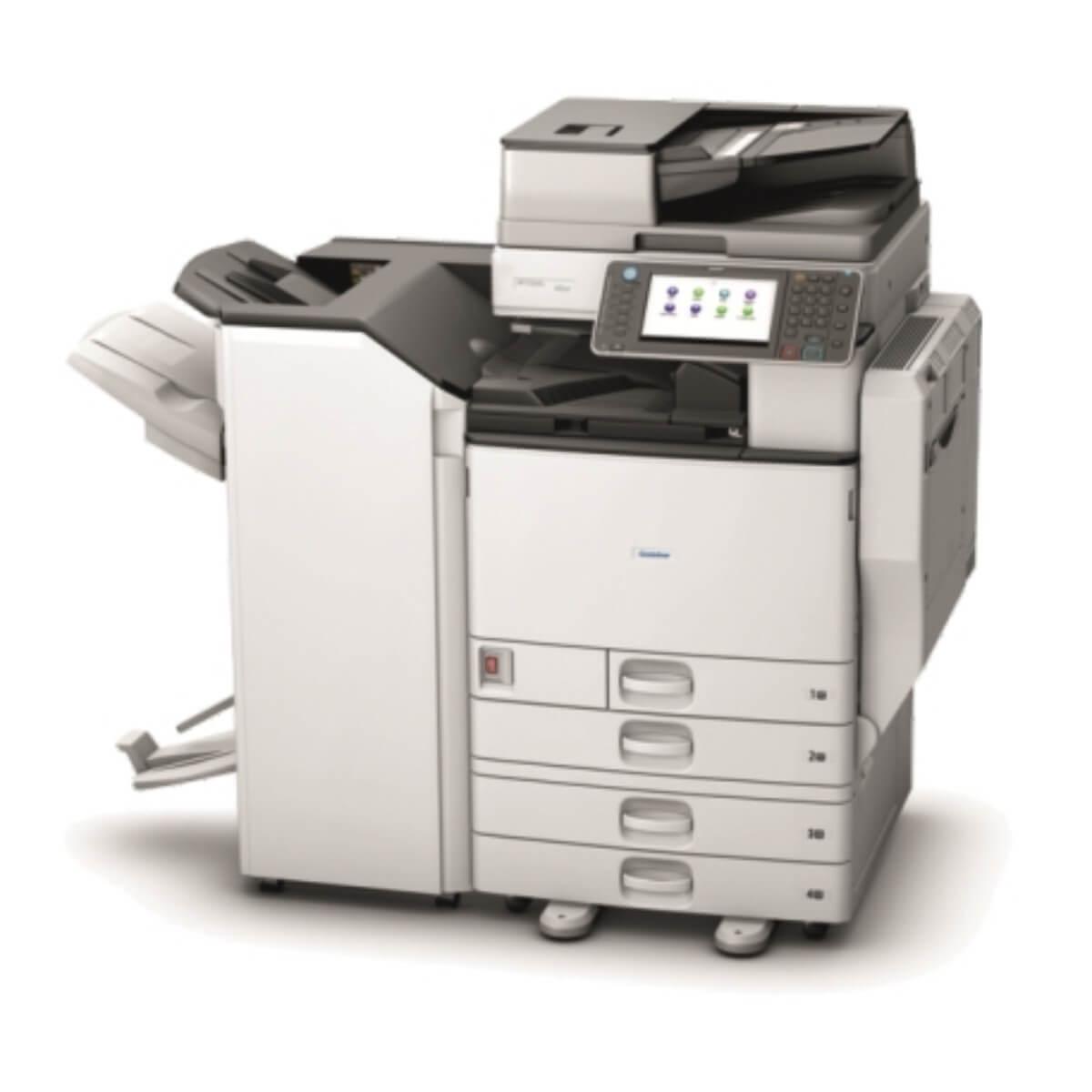 kserokopiarka ricoh MPC 4502